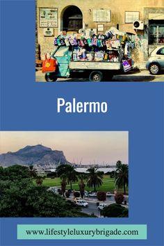 Palermo hat viele Gesichter. Manche sind wunderschön. Andere lauern als fiese Fratzen hinter Müllbergen. Ein authentischer Erlebnisbericht über die Stadt der Kontraste