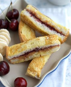 10 delicous twists on PB&J French Toast