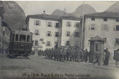 Mezzolombardo, Regimentsmusik (X. 59), um 1910