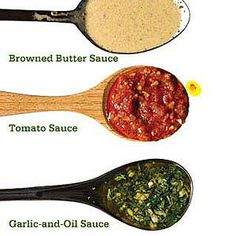 Shh! The secret to a great pasta dish is in the sauce.