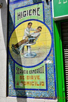 Barrio de Lavapiés en Madrid, Madrid