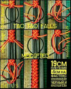 276 отметок «Нравится», 19 комментариев — Pavel Makurin (@_cetus_550) в Instagram: «Tao Tao Falls modified. Thank you very much for original design Nadin Raman.…»