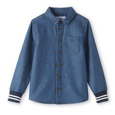 Kids Clothes Stores Near Me Code: 3261043869 Boys Shirt And Pant, Boys Shirts, Jeans, Denim Shirt, Kids Clothing Brands, Cheap Kids Clothes, Kids Fashion Boy, Kids Wear, Button Up Shirts