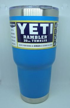 65066bcfb16 151 Best yeti cups tumbler rambler coolers images in 2018 | Yeti ...