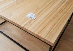 Bamboo Cutting Board, Console