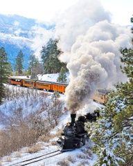 Pin to Win - Outdoor Activities - Train Ride
