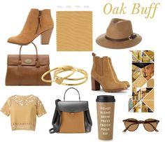 Oak Buff: pantone #fall2015 color report