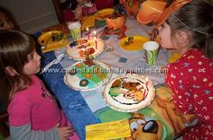 Scooby doo party activities/games