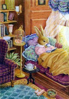 Susan Wheeler... love her illustrations!