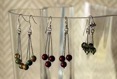 Earrings Wind Chimes, Crafts To Make, Outdoor Decor, Earrings, Home Decor, Stud Earrings, Room Decor, Ear Piercings, Crafting