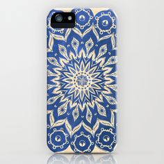 ókshirahm sky mandala iPhone & iPod Case by Peter Patrick Barreda - $35.00