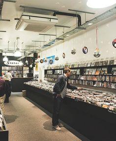 Sister Ray Records, 75 Berwick Street, London, W1F 8RP, UK