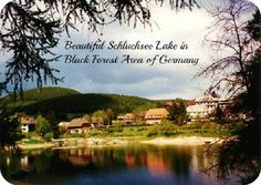 Peg's Photo Gallery – Schluchsee Lake in Germany's Black Forest - News - Bubblews