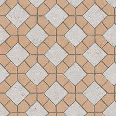 Textures Texture seamless | Paving cotto mixed size texture seamless 06608 | Textures - ARCHITECTURE - PAVING OUTDOOR - Terracotta - Blocks mixed | Sketchuptexture Texture Tile, Paving Pattern, Paving Ideas, 3d Architectural Visualization, Outdoor Flooring, Seamless Textures, Terracotta, Floors, Tile Floor