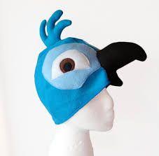 Resultado de imagen para disfraz de guacamayo azul para mujer
