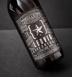 Lervig 10th Anniversary Beer by Daniel Brokstad