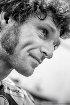 Kevin Warren - photo of Guy Martin. 2nd place in this years 24 hrs Le Mans.
