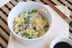 Riso alla cantonese, scopri la ricetta: http://www.misya.info/ricetta/riso-alla-cantonese.htm