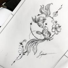 Meu geniales 30 Most Popular Hand-drawing Tattoos In 2019 Hand Tattoos, Neue Tattoos, Body Art Tattoos, Small Tattoos, Tatoos, Tattoo Sketches, Tattoo Drawings, Tattoos To Draw, Dragon Tattoo Sketch