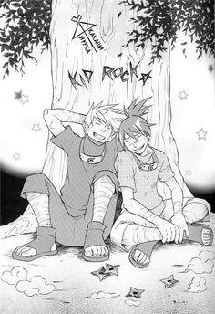Kakashi Hatake x Iruka Umino / Naruto Sasunaru, Hinata, Kakashi Sensei, Naruto Shippuden Sasuke, Boruto, Manga, Loki Drawing, Yuri, Funny Naruto Memes