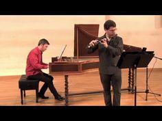 C. P. E. Bach: Flute Sonata in D Major, Wq. 131, H. 561 - YouTube
