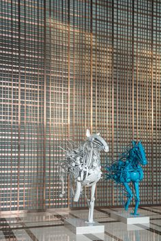 Partition Screen, Divider Screen, Screen Design, Wall Design, Architecture Details, Interior Architecture, Metal Screen, Lobby Design, Shops