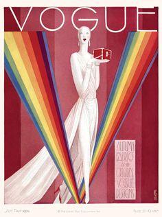 Eduardo Garcia Benito for Vogue US, 1926