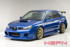 Subaru Impreza WRX STi Type R Version V