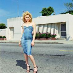 One Shoulder, Shoulder Dress, Elizabeth Banks, Strapless Dress, Dresses, Fashion, Strapless Gown, Vestidos, Moda
