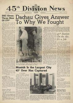 Dachau,el mundo miraba para otro lado ,no creian lo que hacian los nazis!