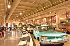 MotorCities - A Brief History of the Henry Ford Museum | 2019 | Story of the Week Rosa Parks Bus, Henry Ford Museum, Digital Story, Interactive Design, Historical Sites, Travel Usa, The Good Place, Michigan, Places To Visit