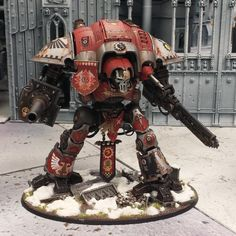 Imperial Knight Titan from the B&C forum