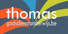 Thomas (Theologie, Onderwijs en Multimedia: Actieve Samenwerking), een samenwerking tussen alle betrokken partners (r.-k.) godsdienst van alle onderwijsnetten in Vlaanderen