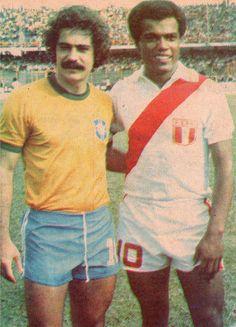 Rivelinho & Teofilo Cubillas