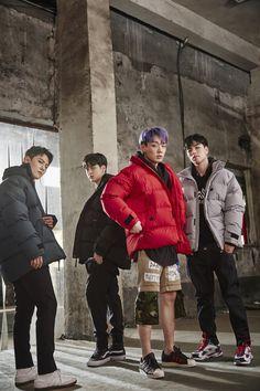 Kim Jinhwan, Chanwoo Ikon, Yg Entertainment, Ikon Member, Lee Gikwang, Winner Ikon, Ikon Kpop, Koo Jun Hoe, Ikon Debut