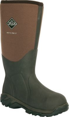 Muck Boot Muckmaster Moss Green Neoprene Wellies: Amazon.co.uk ...