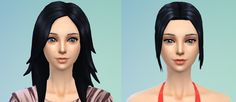 Mod The Sims - Amber Spivey - Sims 4 Model