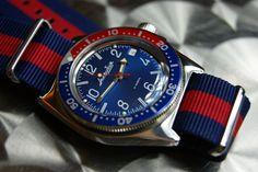 vostok amphibia | Vostok Amphibia 'Pepsi' MOD - UhrForum