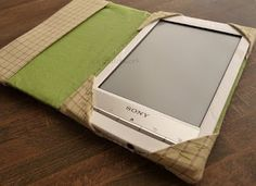 tutorial para funda de reader