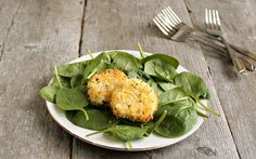 """Hungry Couple: Oven """"Fried"""" Goat Cheese"""