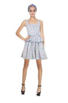 Drew Blossom Dress - Marc by Marc Jacobs - Shop marcjacobs.com - Marc Jacobs