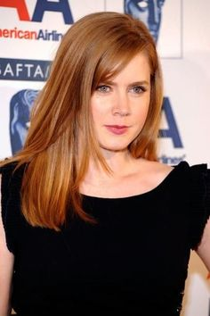 Amy Adams Hair Color Formula! Achieve her gorgeous strawberry blonde strands with Organic Way (Oway) professional, ammonia-free hair color. You'll need 7.3 + 8.34 and...