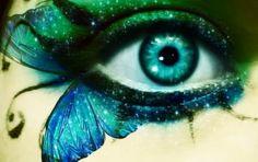Green Eyes | Butterfly eyes - Eyes Photo (7722904) - Fanpop fanclubs