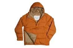 Polar Tracker Anorak Down Jacket