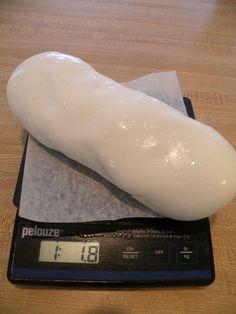 Homemade Mozzarella Cheese: Make a pound of cheese that costs the same as a gallon of milk