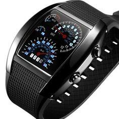 New Cool RPM Turbo Flash Digital LED Sports Watch Gift Car Meter Dial for Men USA Seller (Black) i-mesh-bean http://www.amazon.com/gp/product/B00HQA9A80/ref=as_li_qf_sp_asin_il_tl?ie=UTF8&camp=1789&creative=9325&creativeASIN=B00HQA9A80&linkCode=as2&tag=acenorris09-20&linkId=QTI4PBY3RZ46UI3P