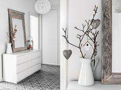Un piso decorado en gris que hará que te olvides del blanco!