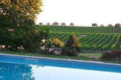 Sjekk ut dette utrolige stedet på Airbnb: Beautiful, country retreat w/pool - Hus til leie i Cazaugitat