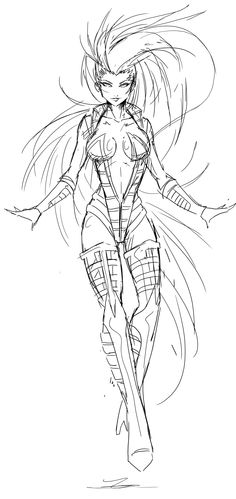 Sindel by Agacross.deviantart.com on @DeviantArt