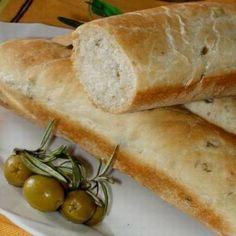 Olasz receptek Bread, Food, Italia, Eten, Bakeries, Meals, Breads, Diet